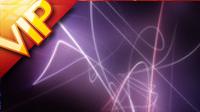 紫色光线流动高清动态背景视频素材