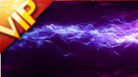蓝色电波流动高清动态背景视频素材