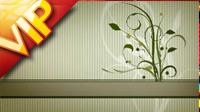 花纹生长高清动态背景视频素材
