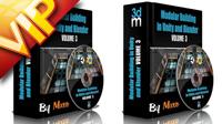 3DMotive Unity与Blender游戏模块化制作视频教程第3季