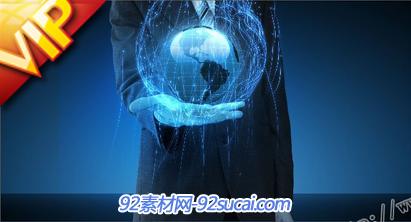 最新商务商业高科技公司广告宣传片ae模板 business Force
