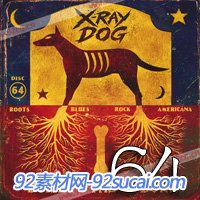 镭射狗X-Ray Dog-CD64:Bury The Bone 最?#30475;?#30340;预告片配乐