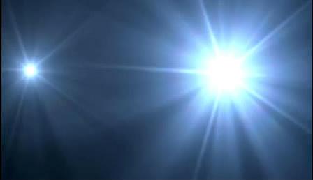 极品炫光闪灼光斑 高清静态视频素材