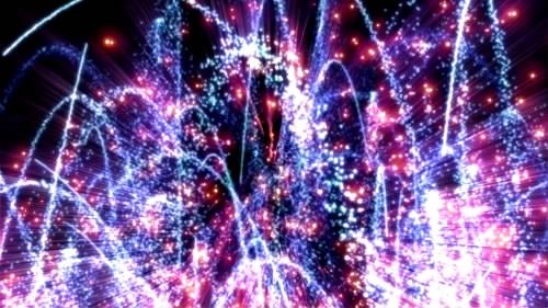 20个超炫静态粒子打包下载 高清配景视频素材 共1.42G