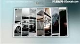 汽车广告宣传图片展示ae模板工程文件