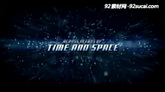 震撼电影预告片星空地球标题展示ae工程文件模板