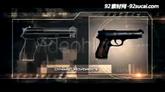 战争军事终极武器手枪游戏宣传片ae模板