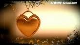 爱心怀表ae婚礼模板幸福时光