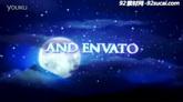 蓝色星空月光浪漫童话--梦想曲ae模板Fantasia