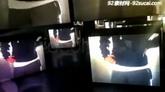 电视屏幕效果ae模板工程文件