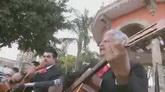 瓜达拉哈拉旅游风光人文风情舞蹈表演一组高清实拍视频素材