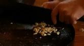 家常海鱼美食炸鱼煮鱼高清实拍视频素材