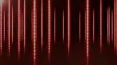 红色珠帘绚丽高清背景视频素材