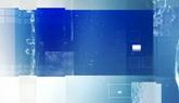 3个科技商务炫丽蓝色透明背景高清背景视频素材