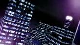 科技商务大楼转动高清背景视频素材