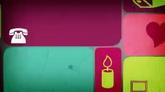 各类图标展示高清背景视频素材