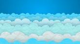 云层舞台背景高清背景视频素材