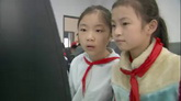 小学生上课高清实拍视频素材