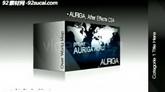 三维立方体空间产品展示ae模板EUROPA 3D BOX
