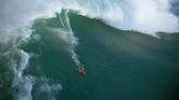 航拍极限运动 海上冲浪 海浪特写高清实拍视频素材