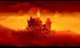 唯美婚庆 烟雾缭绕城堡 高清动态背景视频素材