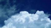 白云翻腾 云层疾速活动 2个高清实拍视频素材