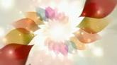 ?#20301;?#24425;色片旋转高清动态背景视频素材