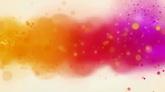 唯美梦幻水墨效果高清动态背景视频素材