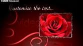 爱与浪漫爱心表白Love Romance and Valentine