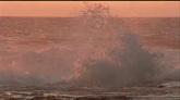 海浪壮观场面高清实拍视频素材
