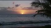 海面上的太阳风景美景高清实拍视频素材