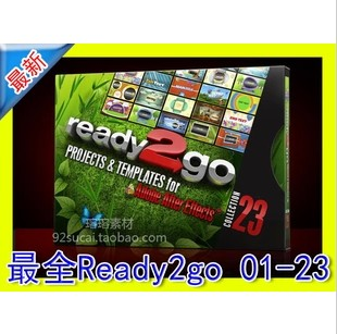 Digital Juice Ready2Go AE1-23全集