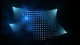 舞台灯光闪耀高清动态背景视频素材