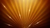 金色粒子闪耀舞台转动高清动态背景视频素材