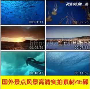 欧洲美国南美澳洲旅游风情景观景点高清实拍视频素材 影视素材