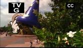 迪士尼乐园宣传记录片高清实拍视频素材