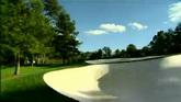 国际高尔夫球竞赛1 高清实拍视频素材
