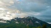 雪山风光美景1高清实拍视频素材