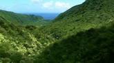 航拍5个山水美景高清实拍视频素材