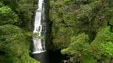 3个航拍山山川树林美景高清实拍视频素材