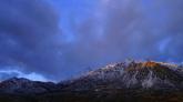 雪山风景美景3 高清实拍视频素材