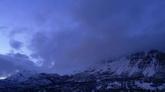 雪山风光美景4 高清实拍视频素材