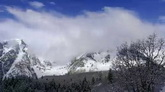 雪山风光美景5 高清实拍视频素材