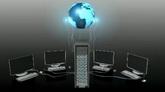 商务科技高清动态背景视频素材