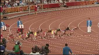 北京奥运会经常镜头高清实拍视频素材