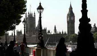 英国风景 大本钟高清实拍视频素材