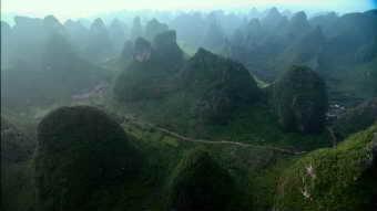 桂林风光 高清实拍视频素材