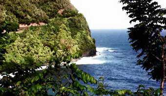 海峡风景高清实拍视频素材