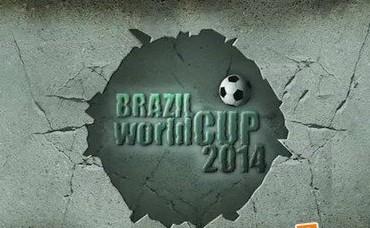 巴西2014世界杯AE模板Brazil World Cup 2014