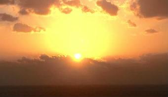 6组日出太阳升起高清实拍视频素材